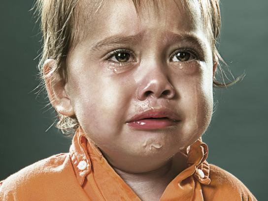 3 Chanchitos Print Ad -  Crying Babies, Gianluca