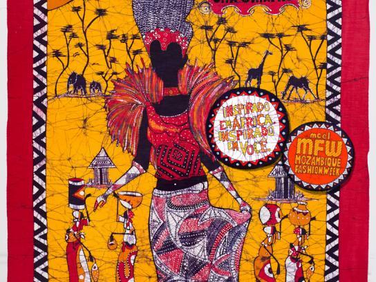 MCEL MFW Print Ad -  Giraffe