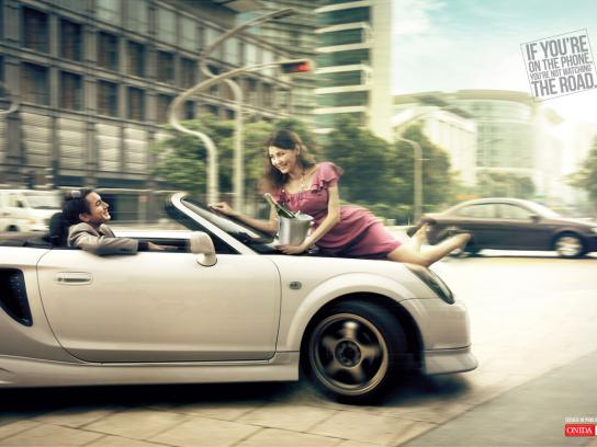 Onida Print Ad -  Girlfriend