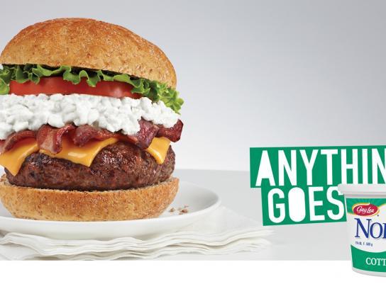 Nordica Outdoor Ad -  Burger