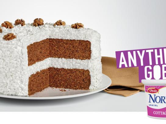 Nordica Outdoor Ad -  Cake
