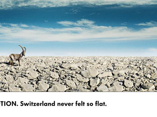 Volkswagen Print Ad -  Rocks