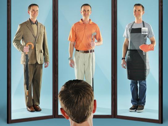 Goodwill Print Ad -  Imagine, 1