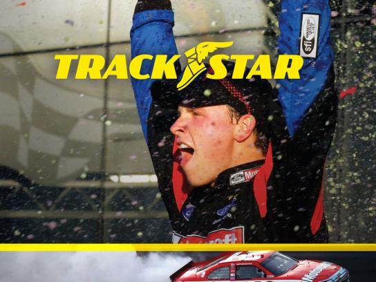 Goodyear Print Ad -  Track star