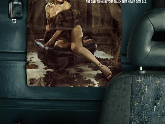 Goodyear Print Ad -  Playmate