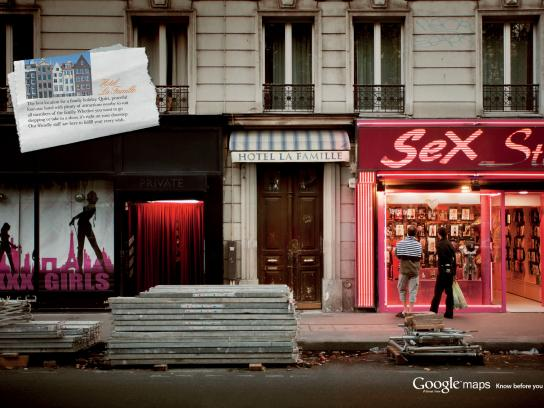 Google Print Ad -  Sex Shop