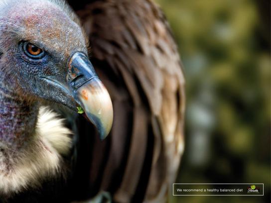 Florette Print Ad -  Vulture