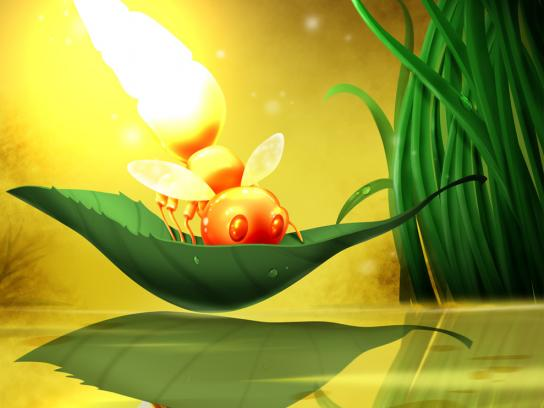 Greenpeace Print Ad -  Firefly
