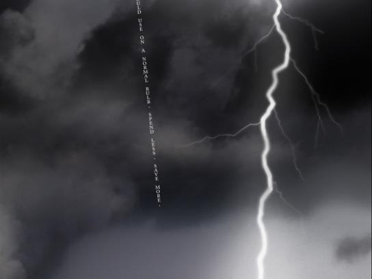 Greenpeace Print Ad -  Storm