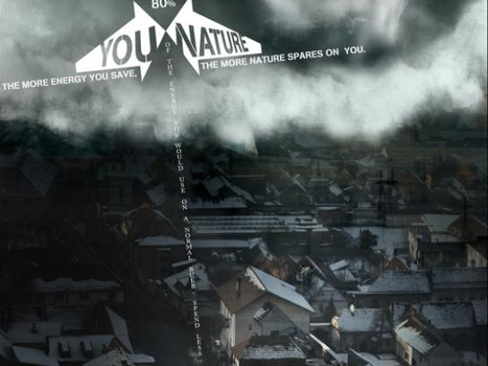 Greenpeace Print Ad -  Tsunami