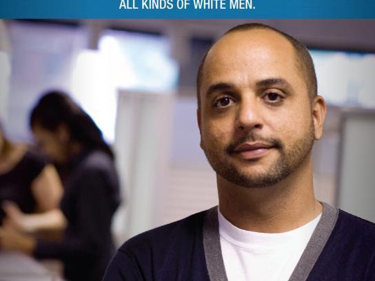 MLK Dream Weekend Print Ad -  Business owner