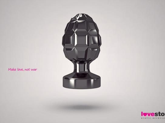 Lovestore Print Ad -  Grenade