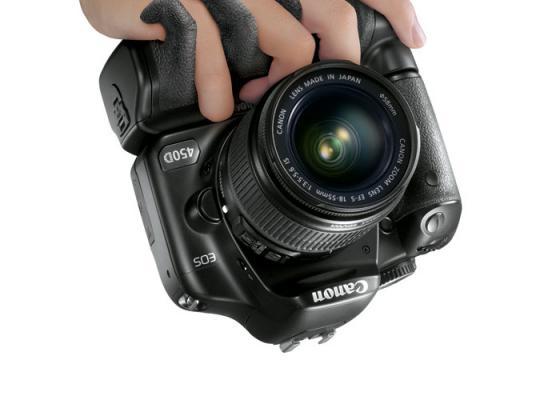 Canon Print Ad -  Grip