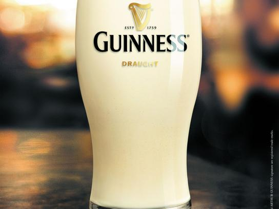 Guinness Print Ad -  April Fool