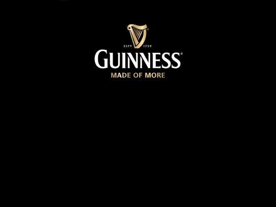 Guinness Print Ad -  Pint Pass