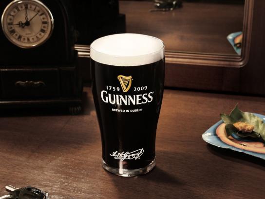 Guinness Print Ad -  Halloween
