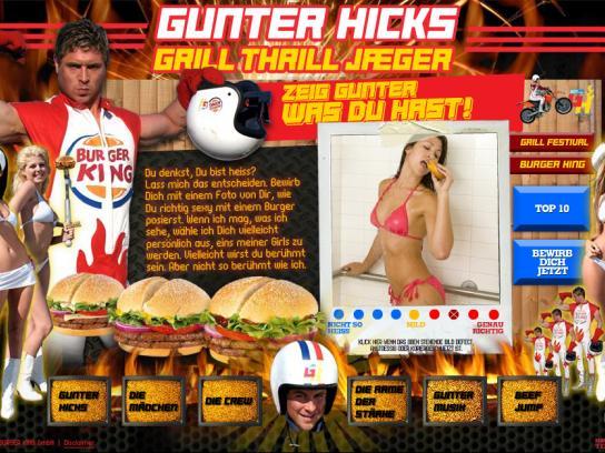 Burger King Digital Ad -  Beef Jump