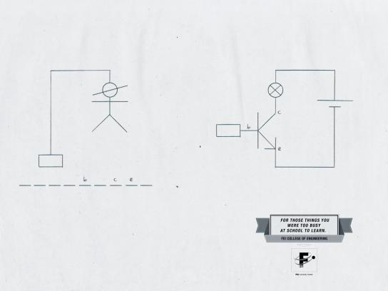 FEI Print Ad -  Hangman