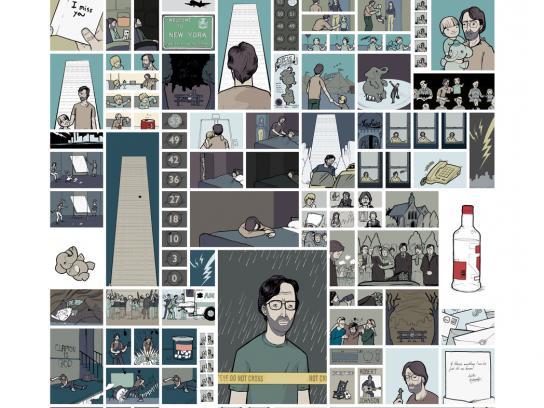 Hard Rock Cafe Print Ad -  Rock histories, Clapton