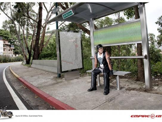 Empire-Keeway Print Ad -  Guaranteed Parts
