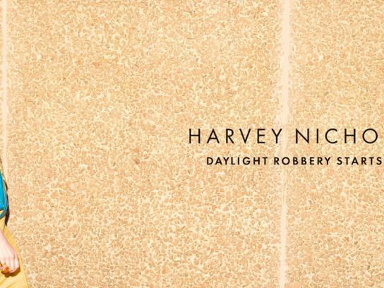Harvey Nichols Print Ad -  Daylight Robbery, 3