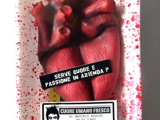 Der Doctor Guerrilla Direct Ad -  Heart