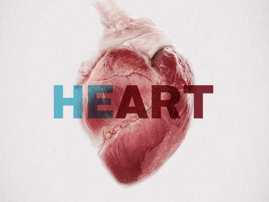 Bit This! Print Ad -  Heart
