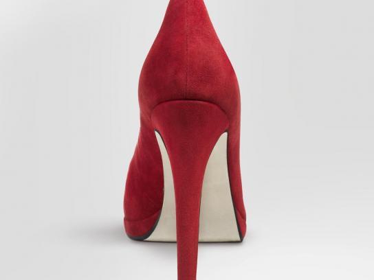 Deichmann Print Ad -  High Heels, 1