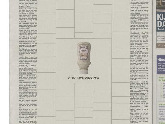 Heinz Print Ad -  Personal Ad