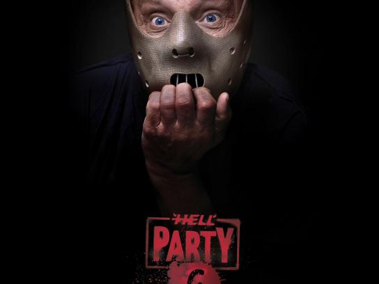 Hell tattoo Print Ad -  Hell party 6, Hannibal