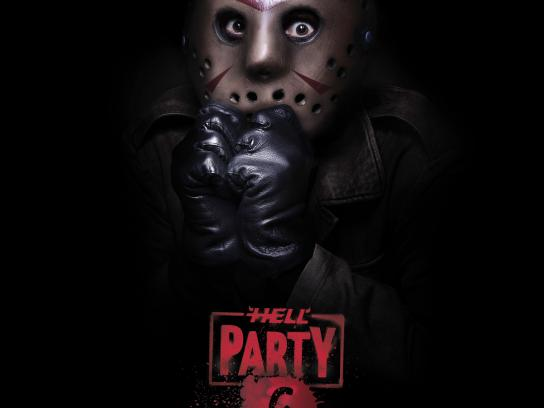 Hell tattoo Print Ad -  Hell party 6, Jason