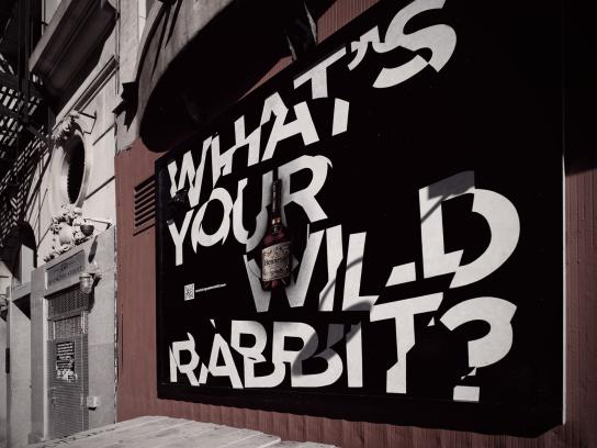 Hennessy Outdoor Ad -  What's Your Wild Rabbit, 2