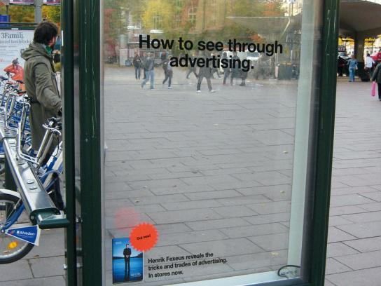 How to see through advertising