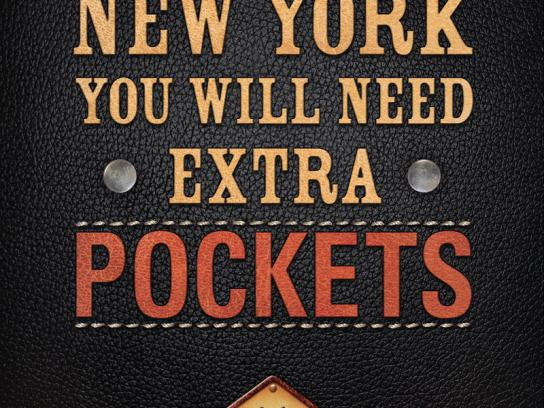 Herald House Print Ad -  New York