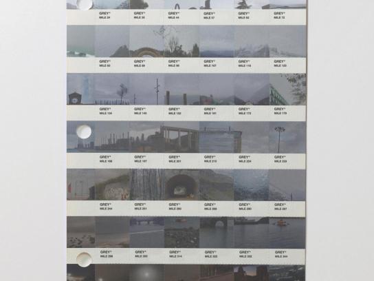Renfe Print Ad -  Grey