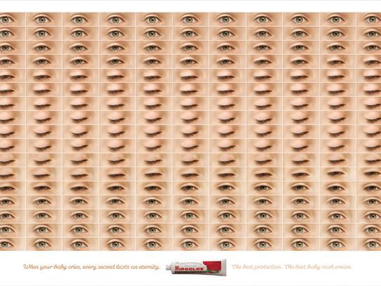 Hipoglos Print Ad -  Eye