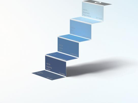 Histor Print Ad -  Stairs