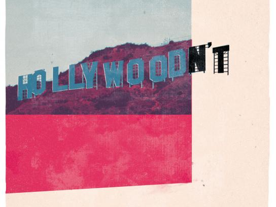 PBS Print Ad -  Hollywood