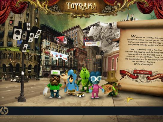 Toys in drama