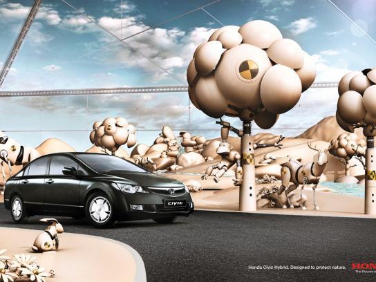 Honda Print Ad -  Dummies