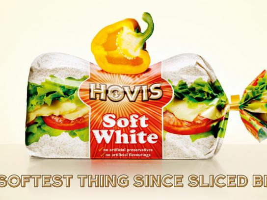 Hovis Print Ad -  Pepper