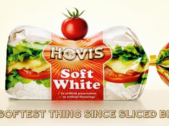 Hovis Print Ad -  Tomato