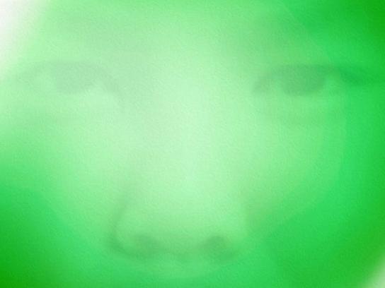 Big Babol Print Ad -  Hulk