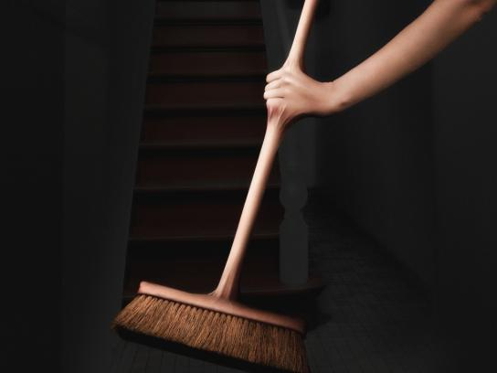 Samilia Print Ad -  Broom