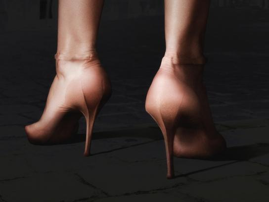 Samilia Print Ad -  Legs