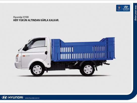 Hyundai Print Ad -  Carry, 2