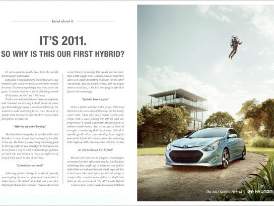 Hyundai Print Ad -  2011