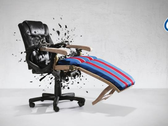 Lotto 649 Print Ad -  Chair
