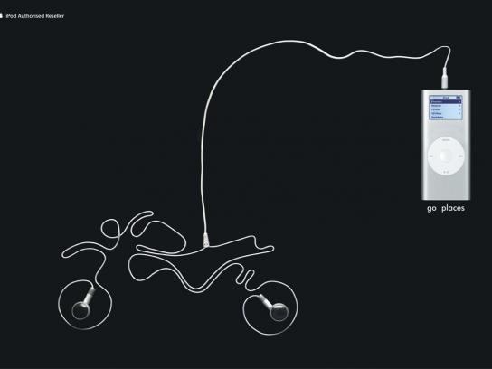 Go Places, Bike