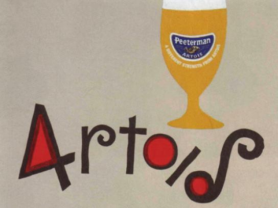 Stella Artois Print Ad -  Peeterman Artois, 1